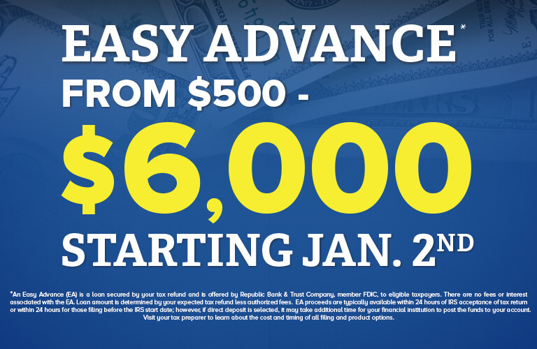 Apply For Up To $6,000 Starting Jan. 2nd