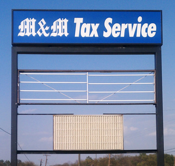 M & M Tax - Greenville - Augusta Rd
