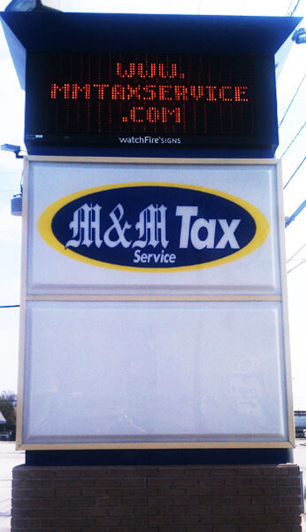 M & M Tax - Greenville - Laurens Rd