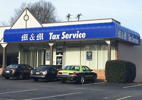 M & M Tax - Greenville - Mills Ave