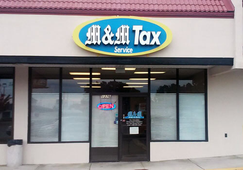 M & M Tax - Myrtle Beach - 3rd Ave S