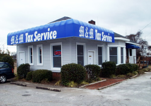 M & M Tax - Spartanburg - Union St