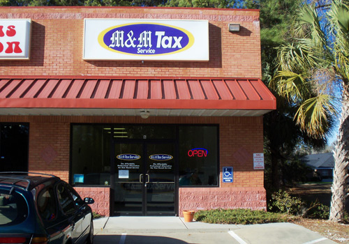 M & M Tax - Myrtle Beach - Socastee Blvd