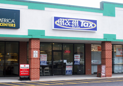 M & M Tax - Columbia - Two Notch Rd