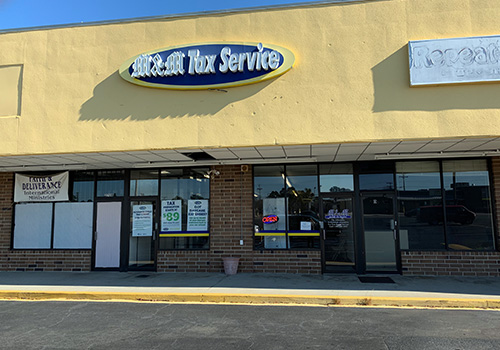 M & M Tax - West Columbia
